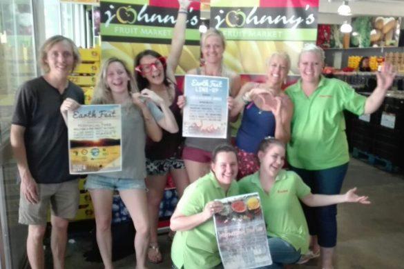 Johnnys Fruit Market - Earth Fest